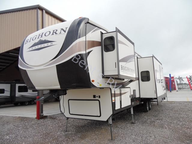 2018 HEARTLAND BIG HORN TRAVELER 38BH
