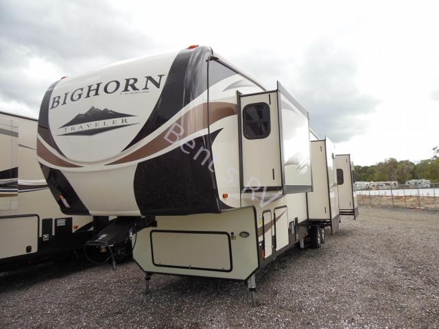 2018 HEARTLAND BIG HORN TRAVELER 39RD