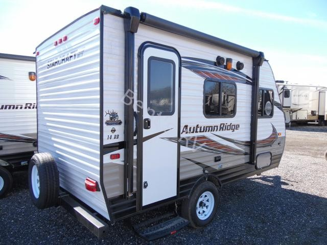 2018 STARCRAFT AUTUMN RIDGE OUTFITTER 14RB