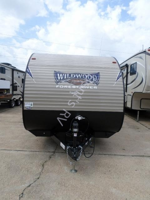 2019 FOREST RIVER WILDWOOD 187RBXL