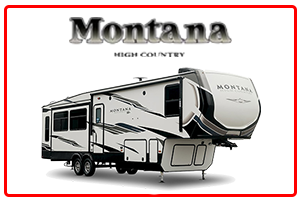 Shop Montana High Country Fifth Wheels