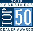 Top 50 RV Business Award